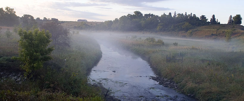 Iowa's Trout Streams