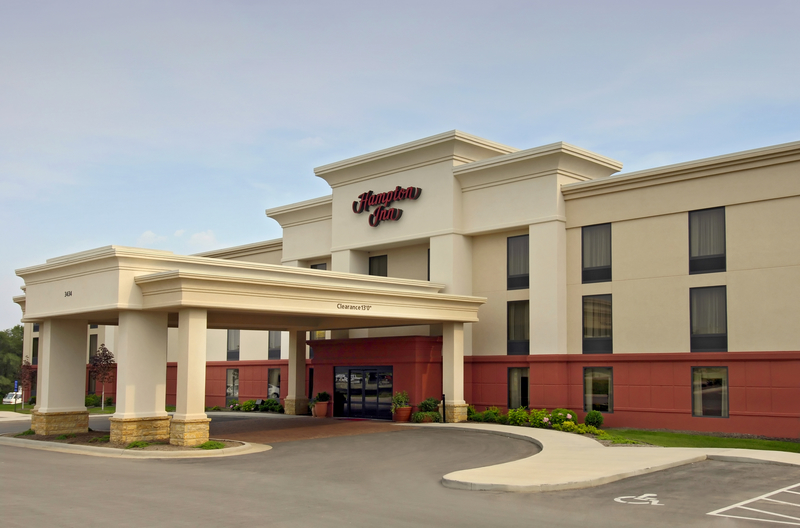 Hampton Inn - Dubuque